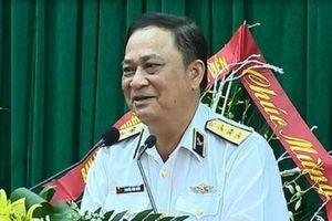 Khởi tố đô đốc Nguyễn Văn Hiến vì liên quan đến Út 'trọc'