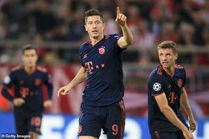 Bayern Munich thắng khó, Man City, Tottenham thắng 'hủy diệt'