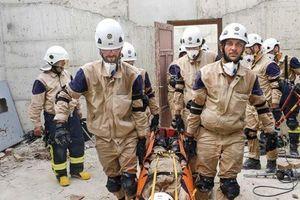 Mỹ chi mạnh ủng hộ tổ chức 'Mũ bảo hiểm trắng' tại Syria