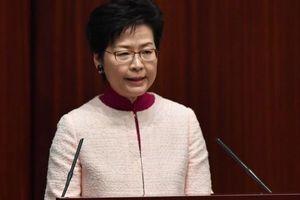 Financial Times: Trung Quốc tính thay trưởng Đặc khu Hong Kong