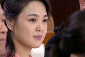Phu nhân ông Kim Jong Un xuất hiện lại sau 4 tháng 'biến mất'