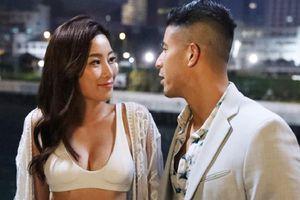 Dương Liễu Thanh - đả nữ gây bàn tán vì cảnh nóng ở phim TVB