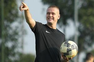 U21 Sarajevo tập luyện tại Hà Nội, chuẩn bị dự giải quốc tế
