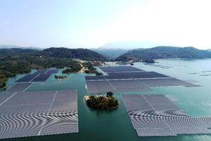 Vụ nước sạch sông Đà là bài học cho điện mặt trời nổi