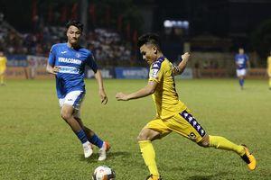 Toàn cảnh trận thua của Hà Nội FC trong ngày nhận Cup vô địch V-League 2019