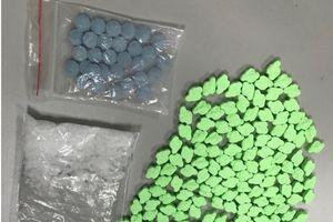 Hải Phòng: Đường dây ma túy qua đường hàng không xuyên quốc gia