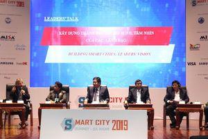 Xây dựng thành phố thông minh cần lấy người dân làm trung tâm
