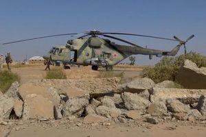 Quân đội Nga đổ bộ căn cứ vừa mở cửa lại ở Syria