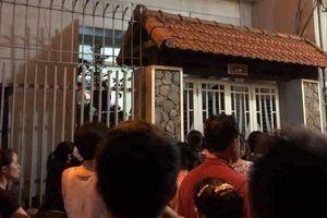 Hà Nội: Nam thanh niên xuống rửa bể chứa bị ngạt khí tử vong