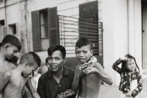 Cực độc cuộc sống Sài Gòn năm 1953 - 1954 qua ảnh người Pháp