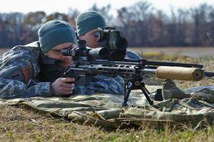 Sức mạnh súng bắn tỉa 'vô địch' nâng cấp từ M24 của lục quân Mỹ
