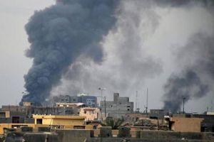 Quân đội Syria bị các máy bay không người lái tấn công