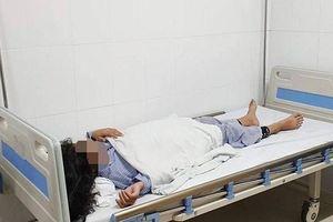Tiêm filler nâng mũi, bé gái 13 tuổi mù mắt, hoại tử da nghiêm trọng