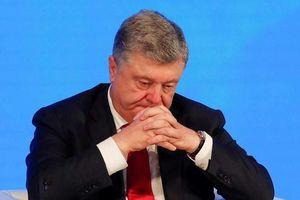 Cựu Tổng thống Ukraine Poroshenko đối mặt vụ việc hình sự nghiêm trọng mới