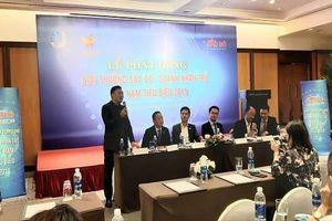 Phát động chương trình bình chọn Giải thưởng Sao Đỏ - doanh nhân trẻ Việt Nam tiêu biểu 2019