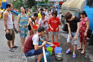Từ vụ 'đầu độc' nước sông Đà: Thay thế nguồn nước nếu không đảm bảo