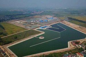 Vì sao giá nước Nhà máy mặt sông Đuống đắt hơn sông Đà?