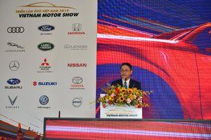 Khai mạc triển lãm Việt Nam Motor Show 2019