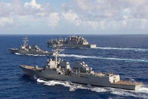 Diễn tập hải quân IMX 19 ở Vịnh Ba Tư đẩy Mỹ và Iran đến bờ vực chiến tranh?