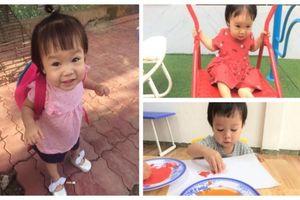 1001 điều mẹ nhất định phải biết để con được làm em bé hạnh phúc những ngày đầu đời đi lớp