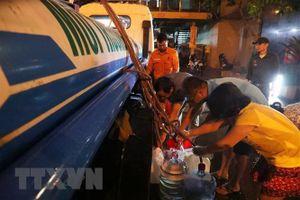 Phòng ngừa những sự cố tương tự như vụ nguồn nước sông Đà nhiễm dầu