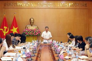 Nâng cao hiệu quả công tác đối ngoại Đảng trong tình hình mới