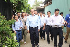TP Hồ Chí Minh: Mỗi quận huyện chọn ít nhất 2 công trình vi phạm để cưỡng chế làm gương