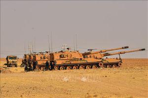 Thổ Nhĩ Kỳ tuyên bố chính thức dừng chiến dịch quân sự chống người Kurd ở Syria