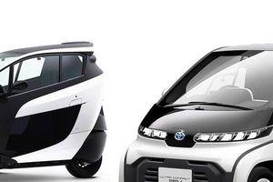 Toyota giới thiệu mẫu xe điện Ultra-Compact BEV tại Nhật Bản