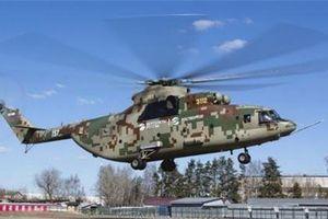 Nga chờ Trung Quốc cấp vốn để phát triển trực thăng vận tải hạng nặng tương lai