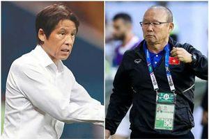 Báo Hàn bênh vực ông Park, chỉ trích lối chơi của Akira Nishino