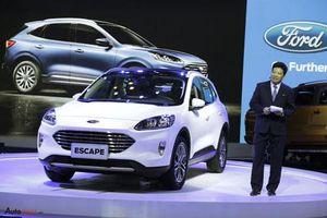 Mazda CX-5, Honda CR-V, Hyundai Tucson có thêm đối thủ ở Việt Nam