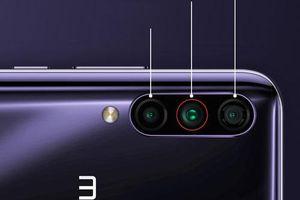 Cận cảnh smartphone 3 camera sau, pin 4.500 mAh, cấu hình 'khủng', giá rẻ giật mình