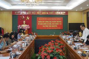 Ngành Bảo hiểm Thái Nguyên đạt 71% kế hoạch