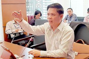 Bộ trưởng Nguyễn Văn Thể: 'Có những dự án lớn, chỉ lo thủ tục đã mất 3 năm'