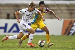 Kết quả V-League 2019: Thanh Hóa thoát vé xuống hạng trong gang tấc