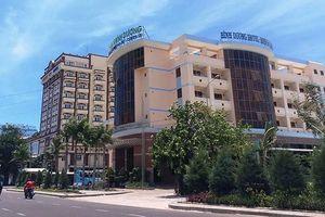Giải tỏa, di dời 3 khách sạn tại Quy Nhơn để làm công viên