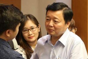 Bộ trưởng Trần Hồng Hà: 'Gia đình tôi cũng dùng nước sông Đà 3 ngày liền mà không biết'