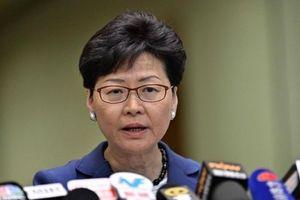 Trung Quốc tìm người thay thế Trưởng đặc khu hành chính Hong Kong Lâm Trịnh Nguyệt Nga?