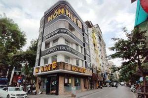 TP. HCM: Công ty điều hành chuỗi nhà hàng Món Huế nợ thuế hàng trăm triệu đồng