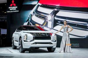 Mitsubishi ra mắt mẫu SUV 'độc' tại VMS 2019