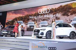 Audi đưa dàn xe sang đẳng cấp tới Triển lãm ô tô Việt Nam 2019