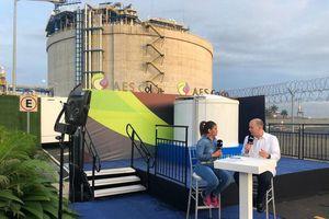 Tập đoàn AES vận hành kho cảng LNG đầu tiên tại khu vực Trung Mỹ