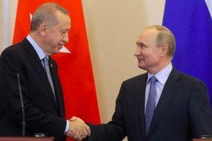 Nga, Thổ Nhĩ Kỳ đạt được thỏa thuận 'lịch sử' ở biên giới Syria