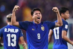 Thái Lan 'thua đơn, thiệt kép' trước trận đấu với Việt Nam