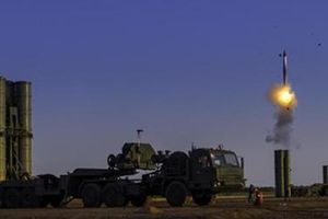 Nga khoe cảnh S-400 hủy diệt cùng lúc 8 tên lửa địch