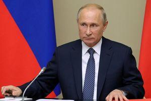 Tổng thống Putin: Khôi phục toàn vẹn lãnh thổ Syria là nhiệm vụ chính