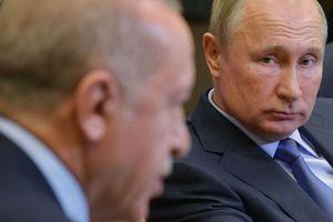 Những điểm chính trong thỏa thuận giữa Nga và Thổ Nhĩ Kỳ về Syria