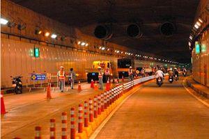 Vì sao TP.HCM cấm xe đi qua hầm sông Sài Gòn trong 2 ngày?