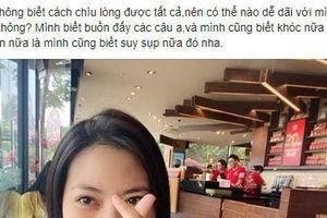 Ngọc Lan mệt mỏi vì liên tục bị soi mói chuyện lục đục hôn nhân với ông xã Thanh Bình